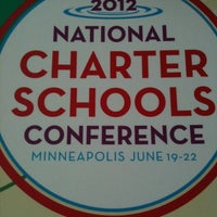 Photo taken at National charter school conference by David C. on 6/19/2012