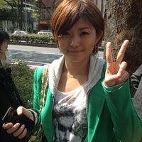 Photo taken at Tokyu Plaza Omotesando Harajuku by Ryunosuke S. on 4/18/2012