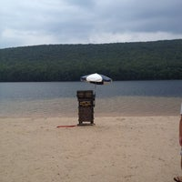 Photo taken at Mauch Chunk Lake Park by Sharon K. on 8/4/2012