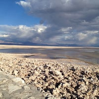 Photo taken at Salar de Atacama by Ymodita on 4/13/2012