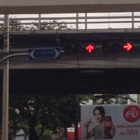 Photo taken at Lam Sali Intersection by Pop V. on 8/29/2012