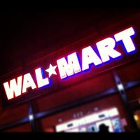 Photo taken at Walmart Supercenter by Ryan W. on 6/21/2012