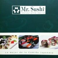 Foto tomada en Mr. Sushi bluebamboo por Dr. L. el 4/10/2012