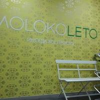 Photo taken at Moloko Leto by Philipp K. on 3/28/2012