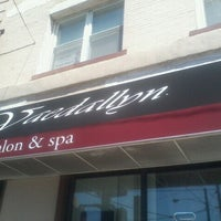 Photo taken at Vaedallyn Salon And Spa by JONNI G. on 7/27/2012