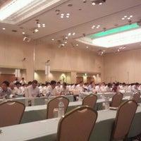 Photo taken at Hotel Lungwood by Yoshinori M. on 7/31/2012