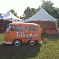 Photo taken at walmart shareholders 2012 50th by Tillamook C. on 5/30/2012