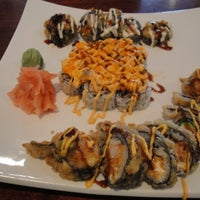 Photo taken at Sumo Japanese Steakhouse by Sumo on 5/2/2012