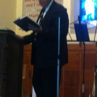Photo taken at Church Of God Of Prophecy by Sandi S. on 7/22/2012