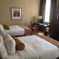 Photo taken at The Skirvin Hilton Oklahoma City by Cydney P. on 5/29/2012