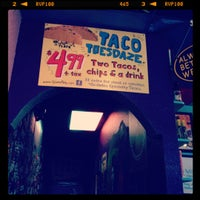 Photo taken at Tijuana Flats by Mikee P. on 4/17/2012