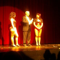 Photo taken at Strand Theater by Bianca B. on 6/30/2012
