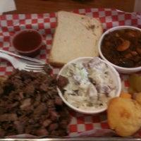 Photo taken at Austin BBQ by Tom D. on 6/16/2012