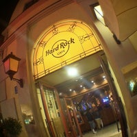 Photo taken at Hard Rock Cafe Munich by Essa A. on 8/23/2012