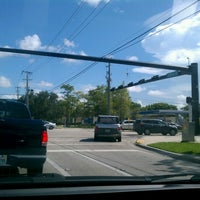 Photo taken at Intersection N University Dr & W Commercial Blvd by Peter B. on 7/23/2012