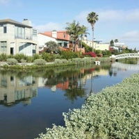 Photo taken at Venice Canals by Geoffrey S. on 6/17/2012