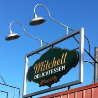 Photo taken at Mitchell Deli by Bo M. on 4/6/2012