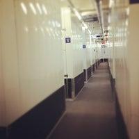 Photo taken at Manhattan Mini  Storage - South St by lanamaniac on 6/1/2012