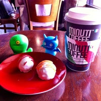 Photo taken at Minuti Coffee by Ed T. on 7/3/2012