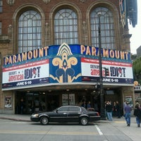 Photo prise au Paramount Theatre par Michael K. le6/10/2012