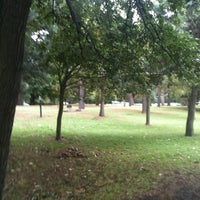 Photo taken at North Hagley Park by Connor S. on 3/2/2012