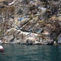 Photo taken at West Gate Cliffs by Corey M. on 7/19/2012