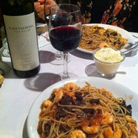 Photo taken at La Trattoria by Claudia S. on 6/8/2012