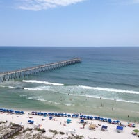 Photo taken at Navarre Beach by Billy B. on 6/17/2012