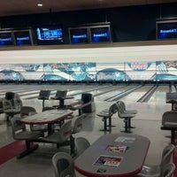 Photo taken at Orleans Bowling Center by Johan C. on 5/31/2012