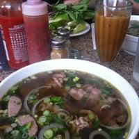 Photo taken at Pho 888 by Punya S. on 4/29/2012