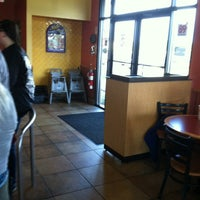 Photo taken at Taco Bell / Long John Silvers by Murray D. on 5/10/2012