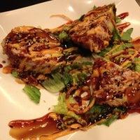 Photo taken at Fin Sushi & Sake Bar by Jessica on 7/26/2012