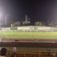 Photo taken at Estádio Willie Davids by Matheus G. on 5/9/2012
