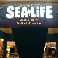 Photo taken at SEA LIFE Minnesota Aquarium by Kyndra S. on 7/18/2012