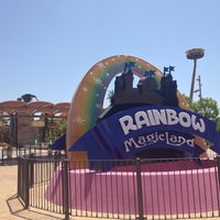 Photo taken at Rainbow MagicLand by Luca S. on 7/14/2012