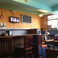 Photo taken at D'Allesandro's Pizza by Sarah C. on 5/28/2012