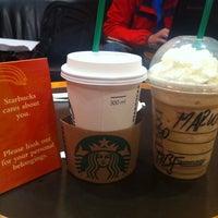 Photo taken at Starbucks Coffee by Mario B. on 4/25/2012