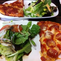 Photo taken at Broadway Pizza & Grill by Elizabeth C. on 6/8/2012