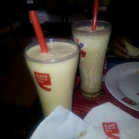 Photo taken at cafe coffee day by santosh d. on 3/3/2012