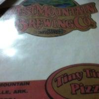 Photo taken at Tiny Tim's Pizza by Jordan C. on 8/3/2012