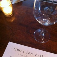 Photo taken at Times Ten Cellars by Katelyn M. on 7/19/2012