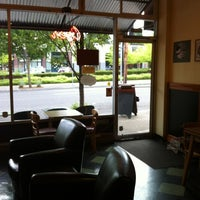 Photo taken at Floyd's Coffee Shop by Khris S. on 6/20/2012