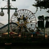 Photo taken at Mickey's Fun Wheel by Beth A. on 7/13/2012