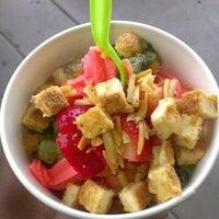 Photo taken at Yogurt Twists by Chavaughn B. on 8/5/2012