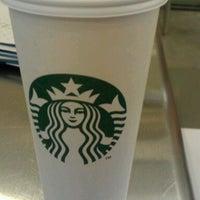 Photo taken at Starbucks by Sarah K. on 2/17/2012