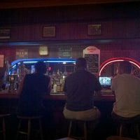 Photo taken at Nick Finks Bar by Josh D. on 8/26/2012