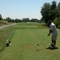 Photo taken at The Woodlands Golf Course by Justin H. on 7/4/2012