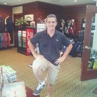 Photo taken at Deerfield Golf Club by Kris O. on 6/4/2012