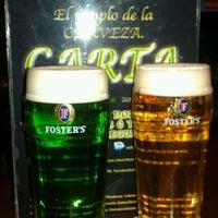 Photo taken at The Clover Irish Tavern by Alejandro C. on 3/7/2012