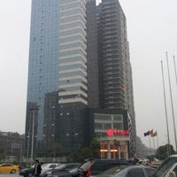 Photo taken at XING SHA HUATIAN HOTEL by Huny K. on 4/5/2012